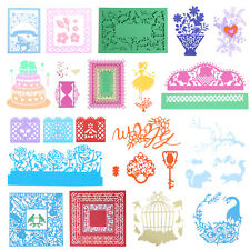 Sandglass Metal Diy Cutting this Scrapbooking Embossing Diary stanzschablone