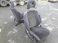 Subaru Forester S/tb Seats