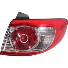 New HY2805117 Passenger Side, Outer Tail Light for Hyundai Santa Fe 2010-2012