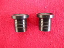 (2) Dipstick Filler Tube Boots  Fits; 700R4 4L60 4L60E 4L80E 2004R TH350 TH400