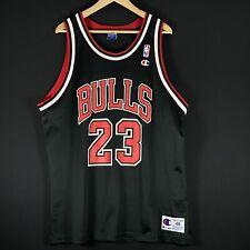 NEU Michael Jordan Bulls NBA Trikot Air Basketball Jersey XI Pippen Rodman 1985