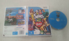 The Sims 2 Pets Nintendo Wii PAL Version