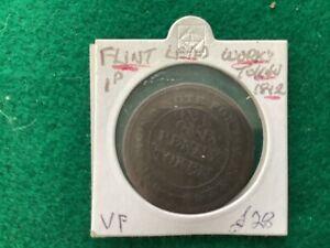 Flintlead works  token 1812