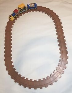 Toy State Industrial Magnetic Train and Tracks