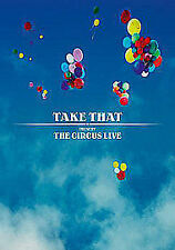 Take That - The Circus Live (DVD, 2009)
