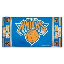 "NY New York Knicks Beach Towel 30"" x 60"" Fiber Reactive New Logo Bathroom Bath"