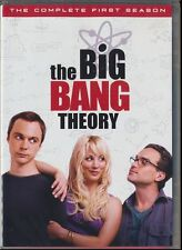 Big Bang Theory - The Complete First Season (DVD, 2008, 3-Disc Set, Canadian)