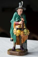 Royal Doulton Character Figurine Figure The Mask Seller HN 2103 England Nice