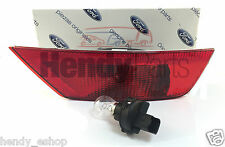 GENUINE FORD FOCUS 2008 -2011 DRIVERS SIDE REAR FOG LAMP / LIGHT INC BULB