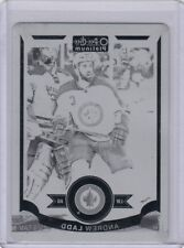 2015-16 OPC Platinum ANDREW LADD #82   *** PRINTING PLATE (1 of 1) ***