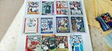 NFL HOT PACKS W/ GUARANTEED AUTOS, MEMORABILIA, OR NUMBERED CARDS, ROOKIES, CHAS