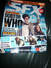 SFX MAGAZINE #208 - TARDIS SOUND EFFECT - June 2001,John Carpenter's The Thing