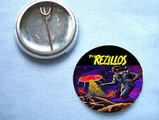The Rezillos 25mm Badge Sex Pistols The Clash Buzzcocks The Revillos The Damned