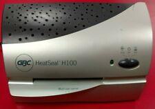 Gbc Heatseal H100 Id Photo Hot Or Cold Businesspersonal Laminator