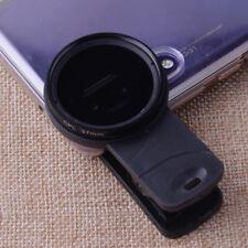 Filtro Lente Ligero Cámara Circular CPL Para Teléfono Celular Plano Profesional
