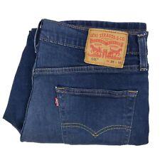 Levis 541 Jeans 33x29 Blue Mens Size Jean Denim Athletic Taper Flex Cut Man Sz