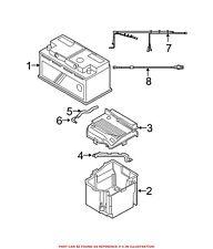 For Mini Genuine Battery Vent Tube Adapter 61211377835