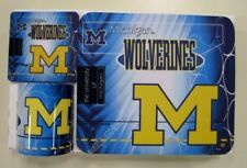 MICHIGAN University Office Gift Set with Mug, Mousepad, Coaster