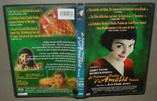 Dvd - Amelie - Audrey Tautou, Mathieu Kassovitz - in French