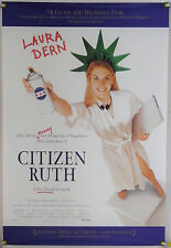 CITIZEN RUTH DS ROLLED ORIG 1SH MOVIE POSTER LAURA DERN ALEXANDER PAYNE (1996)