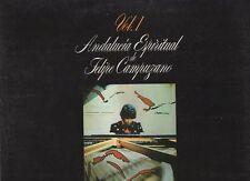 FELIPE CAMPUZANO disco LP 33 giri  ANDALUCIA ESPIRITUAL made in SPAIN