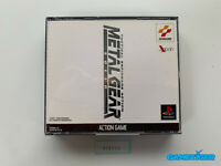 METAL GEAR SOLID PS1 Sony Playstation JAPAN Ref:312772
