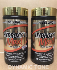 """Hydroxycut Max Pro Clinical For Women #1 Selling Weight """"Free Shipping"""" (2 Pack)"""