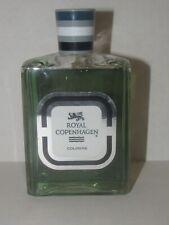 Vintage Swank Royal Copenhagen Cologne 8 Fl Oz Splash 98% Full