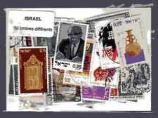 Israele 50 francobolli diversi