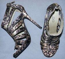 Aldo Peep Toes Textile Heels for Women
