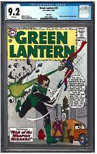GREEN LANTERN #25 CGC 9.2 (12/63) DC Comics white pages