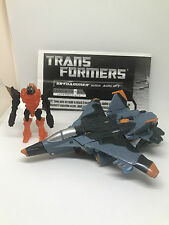 Transformers PCC Skyhammer with Airlift Mini Con Complete