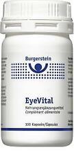 Burgerstein Eye Vital Kapseln - 100 Stück