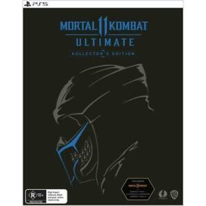 Mortal Kombat 11 Ultimate Kollector's Edition PS5 - Sub-Zero Mask (BRAND NEW)