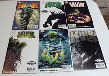 Incredible Hulk #60 #61 #62 #63 #64 & #65 - lot of 6 Marvel Comics 2003