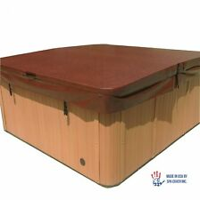 """Hawkeye Schooner, 5"""" Spa Hot Tub Cover with Free Shipping by BeyondNice"""