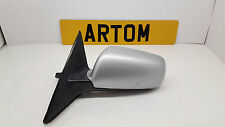 Audi A6 C5 (1997-2005) FRONT PASSENGER SIDE WING MIRROR SILVER
