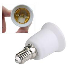 E14 to E27 Screw Socket Holder Extend Base Led Lamp Bulb Adapter Converter New