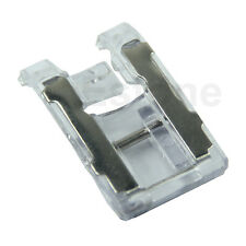 1 pc Sewing Machines Satin Stitch Presser Foot Snap-on Brother Singer Janome