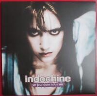 """INDOCHINE - LP """"UN JOUR DANS NOTRE VIE"""" - 2015"""