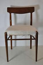 LÜBKE Stuhl danish design Teak mid century 60er/70s dining chair