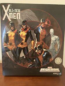 SEALED Marvel Legends 2013 All New X-Men 5 Figure Box Set Toys R Us Exclusive