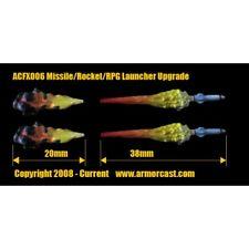 Armorcast ACFX006 Missile / Rocket / RPG Launcher Upgrade Weapon Bits