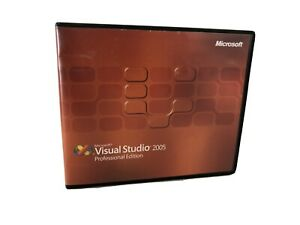 Microsoft Visual Studio 2005 Professional SQL Developer Full Version RETAIL