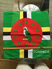 Dominica FLAG BANDANA BIKER SKULL HEAD WRAP Wristband MENS SCARF brand NEW