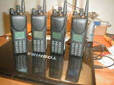 MOTOROLA XTS 3000    H09UCH9PW7BN    800 MHz  CT STATE POLICE  PROGRAMMED