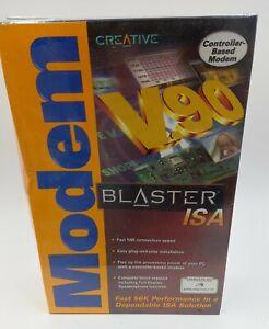 Creative Labs DI5601 Modem Blaster 56K Internal ISA Modem