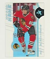 2009-10 Fleer E-X #EX10 PATRICK KANE Chicago Blackhawks