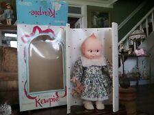 "Jesco Kewpie Doll 12"" W Box Never used"