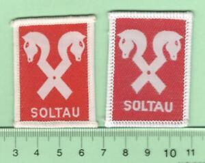 UK Scouts BSWE Soltau District Badges